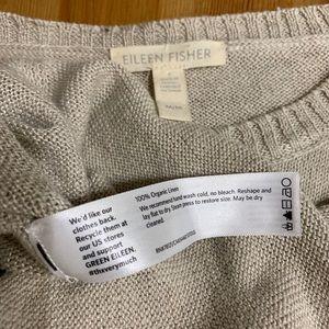 Eileen Fisher Sweaters - Eileen Fisher Organic Linen Sweater Medium